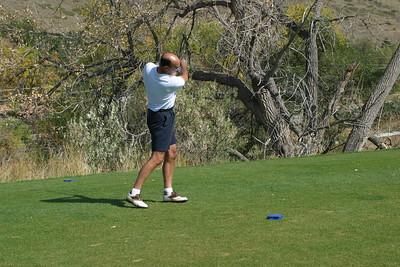 Golfing Denver 2003
