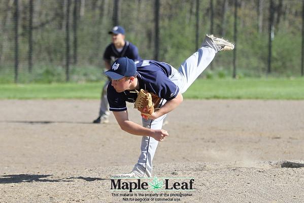 West G Baseball