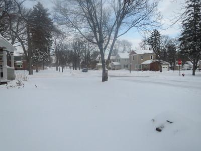 Winter Season in Morris Minnesota 2010-2019
