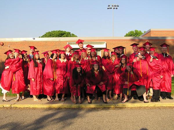 Graduation & Senior Class Photos 2006