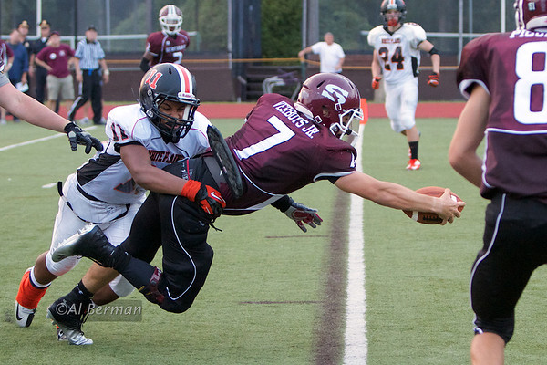 Scarsdale Homecoming vs White Plains 9/23/12