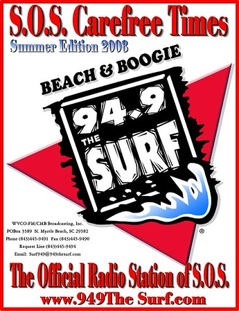 2008 Summer Carefree Times  (mailout)