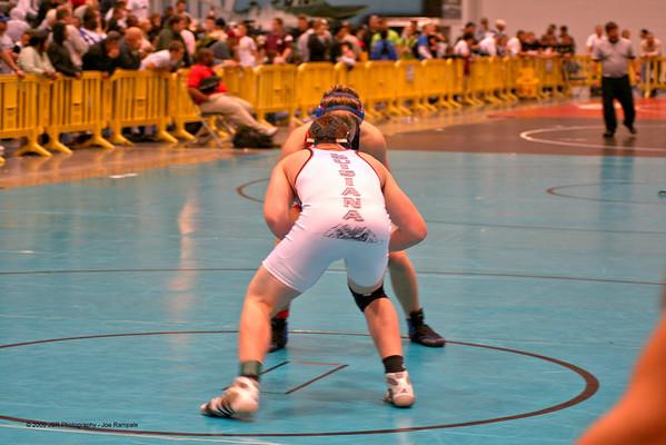 2009 NHSCA Wrestling Championships