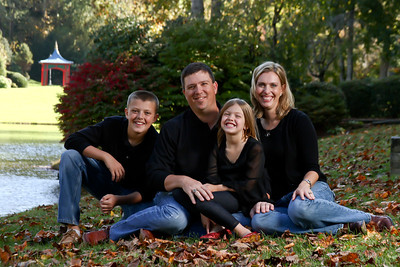 The Murphy Family Fall 2011
