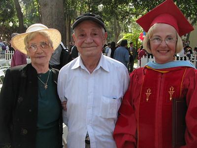 2009_05_14 Mom's Ph.D. Graduation