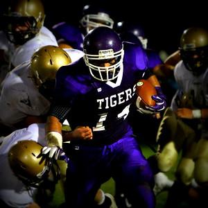 Tigers vs Lancaster