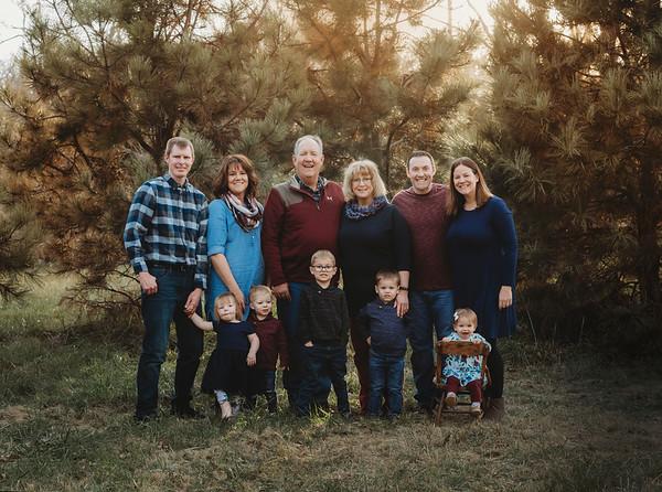McAllister Family 2019
