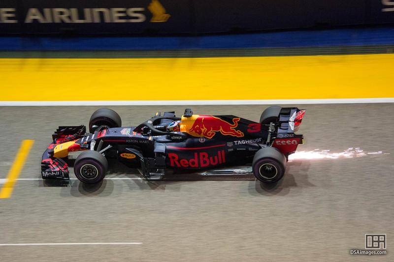 Daniel Ricciardo (Aston Martin Red Bull Racing)