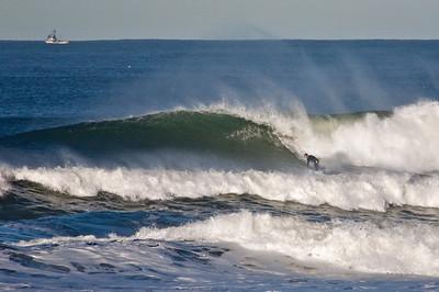 ocean beach - 1/28/2012