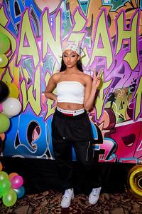 Saniah Sweet 16 Birthday Party
