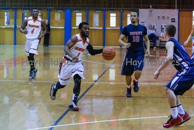 Boys Varsity Basketball v Patriot 2/27/15