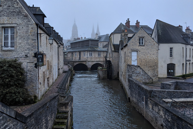 Bayeux is a very nice place to spend a few nights