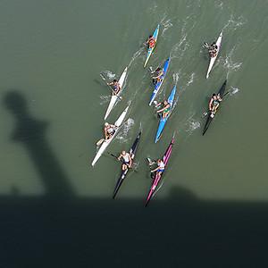 ICF Canoe Kayak Marathon World Championships Rome 2012