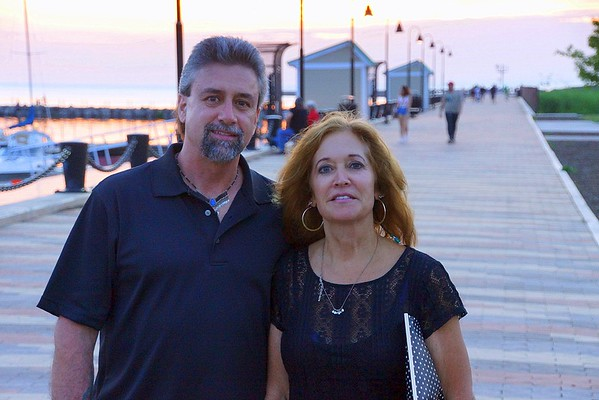 Couple On the Pier 5-27-2016 ( Click to see Photos)