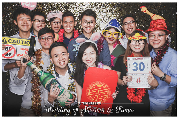 Wedding of Sherwin & Fiona