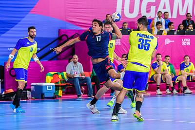 CHILE VS BRAZIL - SEMIFINALS