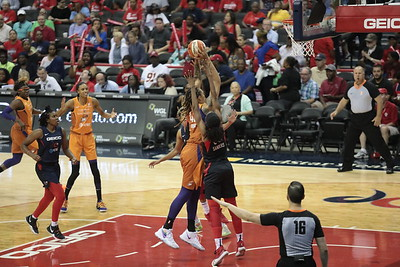 7/10 Washington Mystics v Phoenix Mercury
