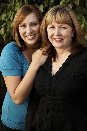 Nadine and Annie