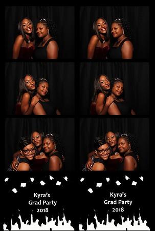 Kyra's Grad Party 09.01.2018