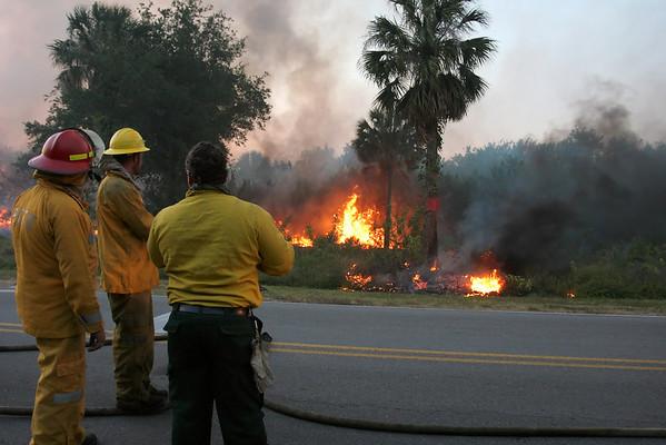 Palm Bay-Malabar Fire