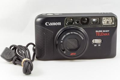 Canon Sure Shot Telemax, 1991