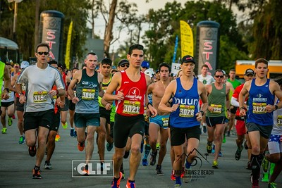 M2B 2017 - Half Marathon - the Start