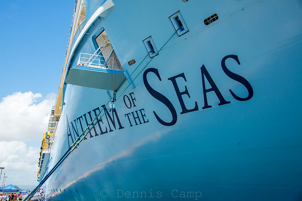 Anthem of The Seas Cruise Vacation