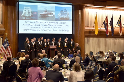 Maritime Awards Dinner - National Press Club 2019