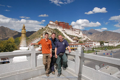 Chengdu-Lhasa 2008