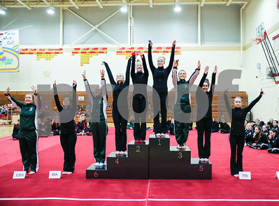 Skyline High School Gymnastics - Meet 2