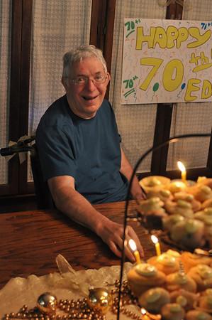 Grandpa Ed's 70th Birthday