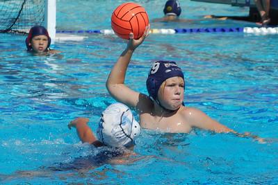 CHAWP 10U Coed Tourney - Santa Barbara Water Polo Club vs Cal Baptist 6/29/08. SBWPC vs CBU
