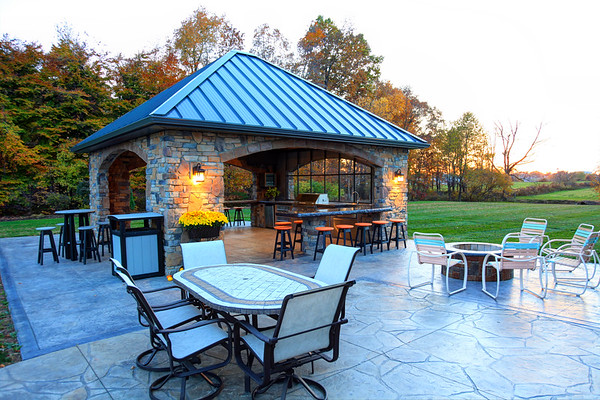 Backyard Pavillion