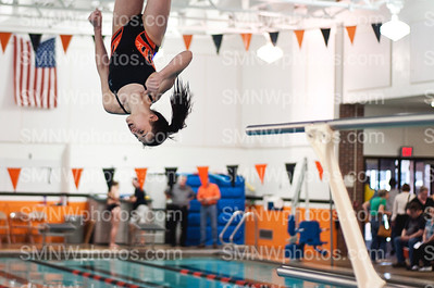 Girls' Swim & Dive
