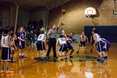JH Basketball: CCS at Casady, February 5