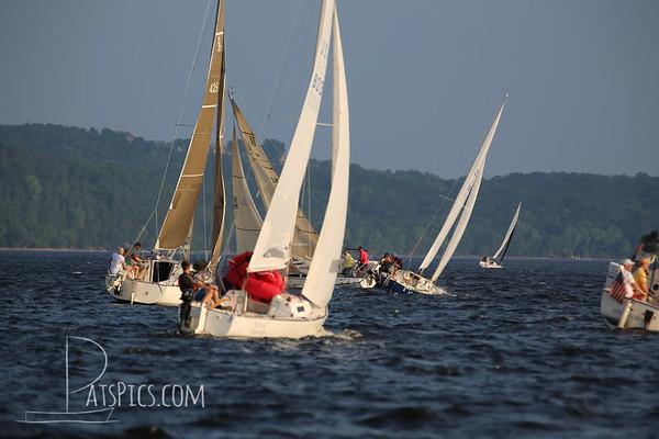 2017- Saint Croix Sailing Club