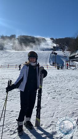 2020 Senior Ski Trip