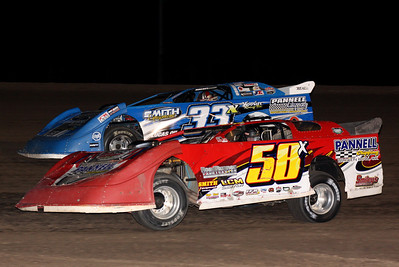 MARS DIRTcar Series Event - 7/7/12