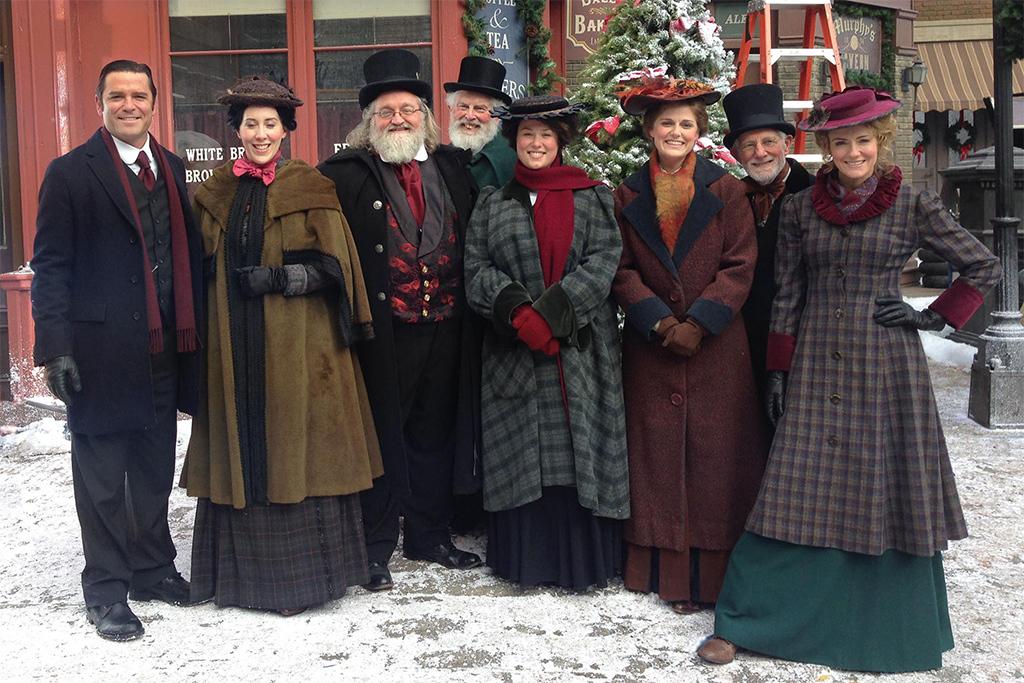 The Baker Street Victorian Carollers®