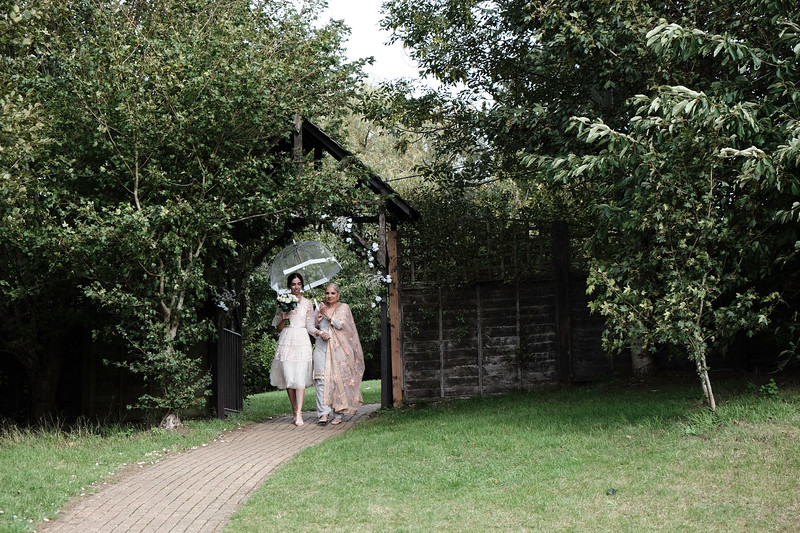 Kiret & Sam Civil Wedding, at Three Lakes, Westmill, UK