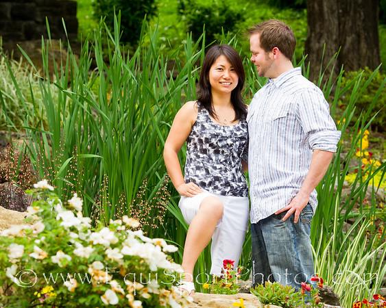 Michi & Daniel.. May 2010