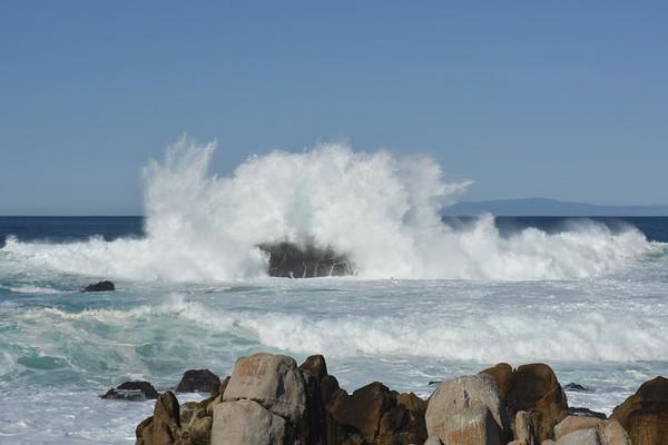 Cruising the Coastline of the Monterey Peninsula
