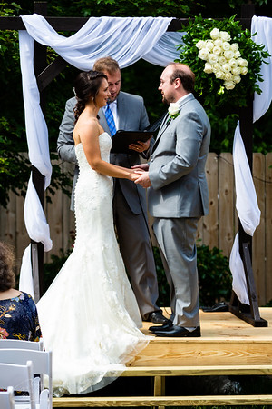 Talmage and Leah Patrick Wedding