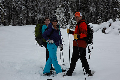 2019 Hikes, Snowshoeing & Camping