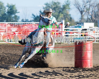 Patricia 2016 Barrel Racing Slack