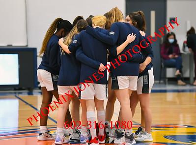 1-29-2021 - North Valley Christian v Lincoln Prep - Girls Basketball