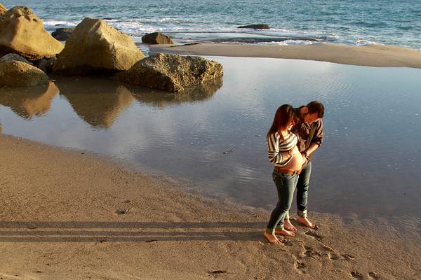 Aaron and Rachel