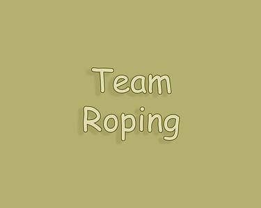 WOS 2018 Team Roping