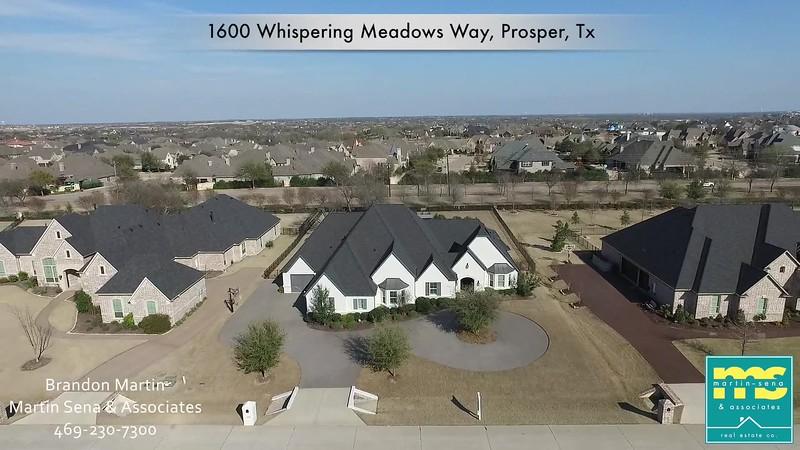 1600 Whispering Meadows Way, Prosper Texas