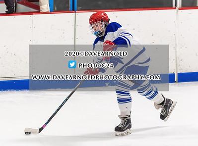 1/13/2020 - Girls Varsity Hockey - Archbishop Williams vs Stoneham-Melrose
